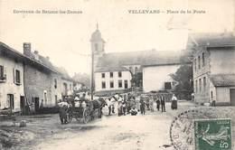 25-VELLEVANS- PLACE DE LA POSTE - Altri Comuni