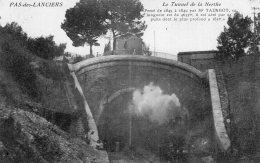 """S822 Cpa 13  Pas Des Lanciers - Le Tunnel De La Nerthe """" Train"""" - Sin Clasificación"""