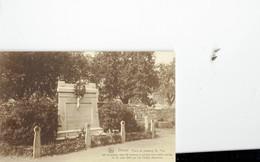 BELGIUM  - VINTAGE POSTCARDS- DINANT EN 1921- PLACE DU FAUBURG S.PAUL TOMB DE 83 DINANTALS FUSILLES LE 23.4.1914 PAR LES - Belgique