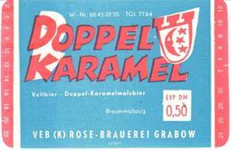 ETIQUETA     DOPPEL KARAMEL - Publicidad