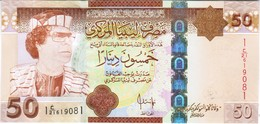 Libya - Pick 75 - 50 Dinars 2008 - Unc - Libya