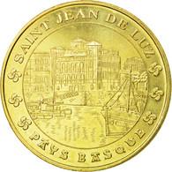 France, Jeton, Jeton Touristique, 64/ Port De Saint-Jean-de-Luz, 2015, MDP, TTB - Other