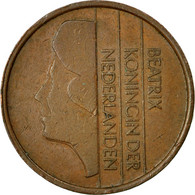 Monnaie, Pays-Bas, Beatrix, 5 Cents, 1987, TB+, Bronze, KM:202 - [ 3] 1815-… : Kingdom Of The Netherlands