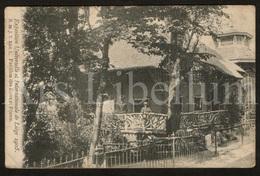 Postkaart / Postcard / 2 Scans / Liège / Exposition Universelle Et Internationale / 1905 / Pavillon Des Eaux Et Forets - Luik