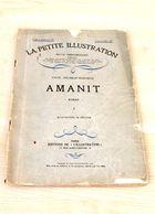 49- LA PETITE ILLUSTRATION - REVUE N425, ROMAN N190 06/04/1929 AMANIT I / DELARUE - Theatre