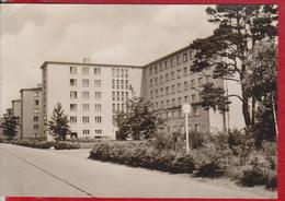 PRORA BINZ GERMANY POSTCARD UNUSED - Rügen