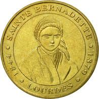 France, Jeton, Jeton Touristique, Lourdes - Bernadette Soubirous, 2004, MDP - Francia