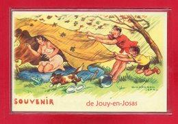 "78-CARTE POSTALE HUMOURISTIQUE "" JOUY EN JOSAS "" - Jouy En Josas"