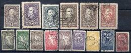 YUGOSLAVIA  (SHS) 1920 Slovenia Definitive Set, Used.  Michel 120-33 - 1919-1929 Kingdom Of Serbs, Croats And Slovenes