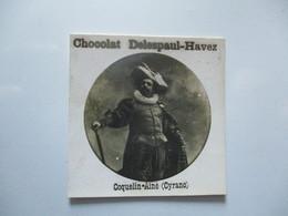 IMAGE DELESPAUL-HAVEZ COQUELIN AINE (CYRANO) - Chocolat