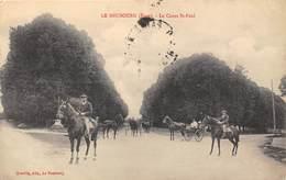 27-LE NEUBOURG- LE COURS SAINT-PAUL - Le Neubourg