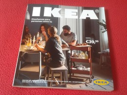 SPAIN. CATÁLOGO EN ESPAÑOL DE EMPRESA IKEA (SUECIA SWEDEN) CATALOGUE 2017 KATALOG 326 PÁGINAS APROX. MUEBLES..FURNITURE. - Publicidad