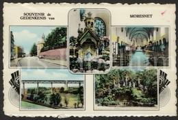 Postkaart / Postcard / 2 Scans / Moresnet / Souvenir / 1962 - Blieberg