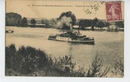 HOUILLES BEZONS (environs) - Pointe De L'Ile Saint Martin - Houilles