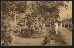 Postkaart / Postcard / 2 Scans / Herentals / Herenthals / Nonnenvest / Uitg. Jules Vissers, Herenthals / 1933 - Herentals