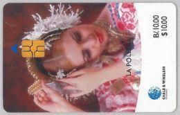 PHONE CARD- PANAMA (E30.20.5 - Panama
