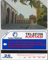 PHONE CARD- URMETUZBEKISTAN (E30.29.5 - Usbekistan