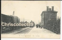 Carte Postale :  Gif  - Vallée De La Chevreuse - La Gare - Gif Sur Yvette