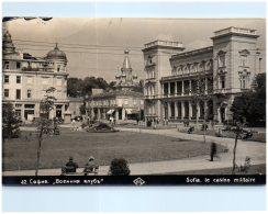 BULGARIE - SOFIA - Le Casino Militaire - Bulgarie
