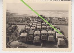 1956  Crise Canal De SUEZ  / Transport  D'ambulances  Nov 1956 - War, Military