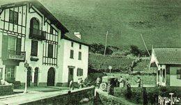 ARNEGUY - La Frontière Franco-espagnole - Bergevin 4880 - Vierge - Tbe - Rare - Arnéguy