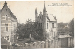 Woluwé-St-Lambert NA9: Ancien Château Sloors - St-Lambrechts-Woluwe - Woluwe-St-Lambert