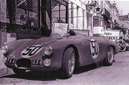 BMS (Bosvin Michel Special) Derivé Renault 4CV Spider - 24 Heures Du Mans 1954  - Pilote: Guy Michel   -  15x10 PHOTO - Le Mans