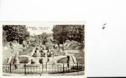 BELGIUM  - VINTAGE POSTCARDS- BRUXELLES -MONT DES ARTS -HALF SHINING-PAS ECRITE- POST 7682 - Monumenten, Gebouwen