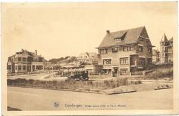 Duinbergen NA39: Villas Sable D'Or Et Frais Minois 1934 - Heist