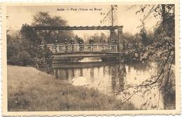 Aalst NA28: Park, Vijver En Brug - Aalst