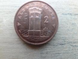 Ile De Man  2  Pence  2007  Km 1254 - Regional Coins