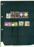 CHRISTMAS ISLAND NOEL 69-70-74-75-2005 9 VAL NEUFS A PARTIR DE 0.80 EUROS - Christmas Island