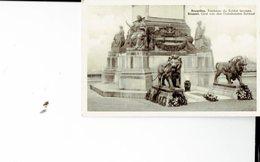 BELGIUM  - VINTAGE POSTCARDS- BRUXELLES -TOMBEAU DE SOLDAT INCONNU -HALF SHINING-PAS ECRITE- POST 7683 - Monumenten, Gebouwen