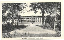 Obourg NA4: Sanatorium Edith Cavel - Mons