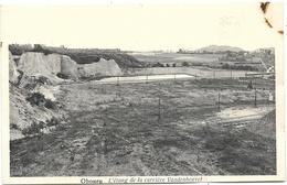 Obourg NA6: L'étang De La Carrière Vandenheuvel - Mons