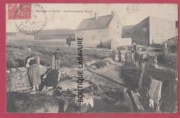 62 - LE PORTEL ( Environs ) Les Laveuses De Ningle---animé - Autres Communes