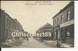 Carte Postale : Isbergues - Rue Du Pont - A - Balques - Isbergues