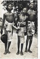 AFRIQUE NOIRE TCHAD DANSEUSES  AUX SEINS NUS KABALAY - Chad