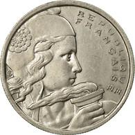 Monnaie, France, Cochet, 100 Francs, 1958, TTB+, Copper-nickel, KM:919.1, Le - France