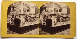 EXPOSITION UNIVERSELLE De 1867 - CRISTAUX DE BACCARAT - Photos Stéréoscopiques