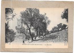 TUNISIE - Ruines Romaines De DOUGGA - Le Mausolée - DELC2 - - Tunisia