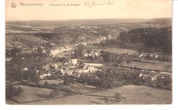 Remouchamps (Aywaille)-Panorama Vu De Sougné-daté Du 23 Juin 1920-Edit.Nels--> G.Steinmetz-Haenen, Remouchamps - Aywaille