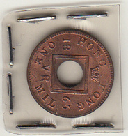 Hong Kong, Regina Vittoria 1 Mil 1865 FDC - Colonies