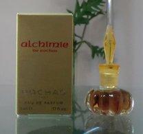 ALCHIMIE - EDP 5 ML De ROCHAS - Miniatures Modernes (à Partir De 1961)