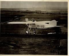 BRISTOL MONOPLANE SCOUTS    24  * 17 CM Aviation, AIRPLAIN, AVION AIRCRAFT - Aviación