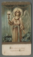 ES5162 SS. Sacramento COMUNIONE JHS ANGELO AR 602 A. GUADENZI ROMA Santino - Religione & Esoterismo