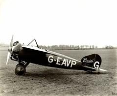 BRISTOL MONOPLANE SCOUTS    24  * 19 CM Aviation, AIRPLAIN, AVION AIRCRAFT - Aviación