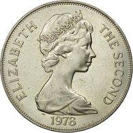Monnaie, Saint Helena, Elizabeth II, 25 Pence, Crown, 1978, Pobjoy Mint, SUP - Saint Helena Island
