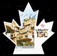 Canada (Scott No.3000 - 150e Du Canada / Vanata 150th) (o) - 1952-.... Règne D'Elizabeth II