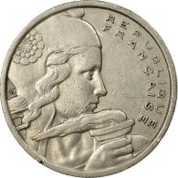 Monnaie, France, Cochet, 100 Francs, 1956, TTB, Copper-nickel, KM:919.1, Le - France